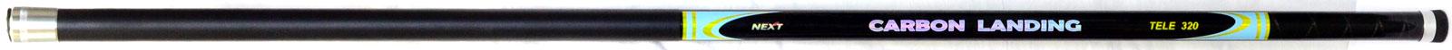 карбоновая ручка для подсачека